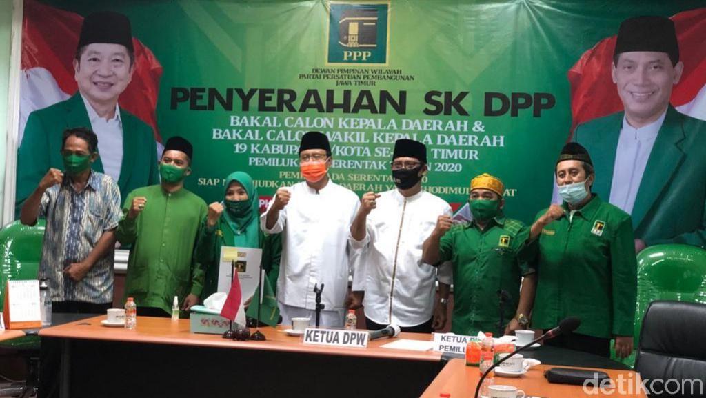 PPP Dukung Gus Ipul yang Janji Angkat Wisata Religi dan Perdagangan