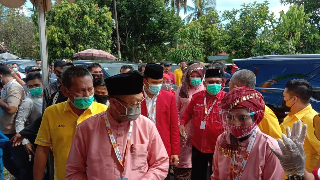 Dukungan di Pilgub Jambi Ditolak KPU, NasDem Bebaskan Pilihan Kader