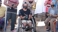 Terdampak Gempa 2018, Penyandang Disabilitas NTB Dihadiahi Kantor Baru