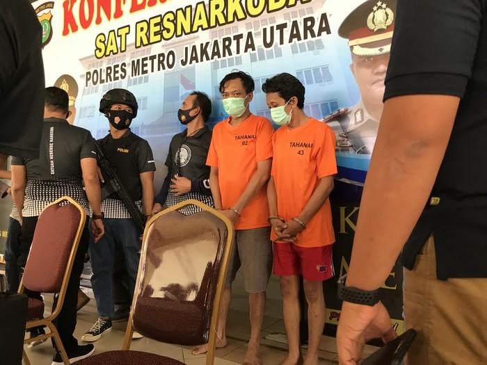 Jaka Hidayat tertangkap karena kasus narkoba