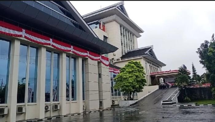 Kantor Gubernur Maluku Tutup 3 Hari Usai 34 Pegawai Positif Corona
