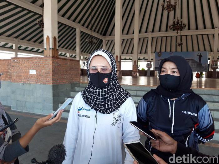 Kepala Dinkes Boyolali, Ratri S Survivalina, Jumat (4/9/2020).