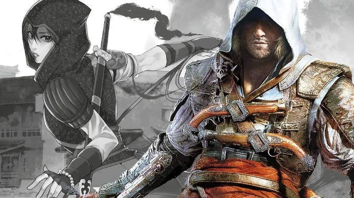 Manga Assassins Creed