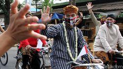 Gaya Anak-Mantu Jokowi dan Ponakan Prabowo Daftar Pilkada