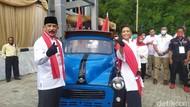 Muhamad-Sara Dilaporkan ke Bawaslu Gegara Bagi-bagi Sabun Cuci Piring