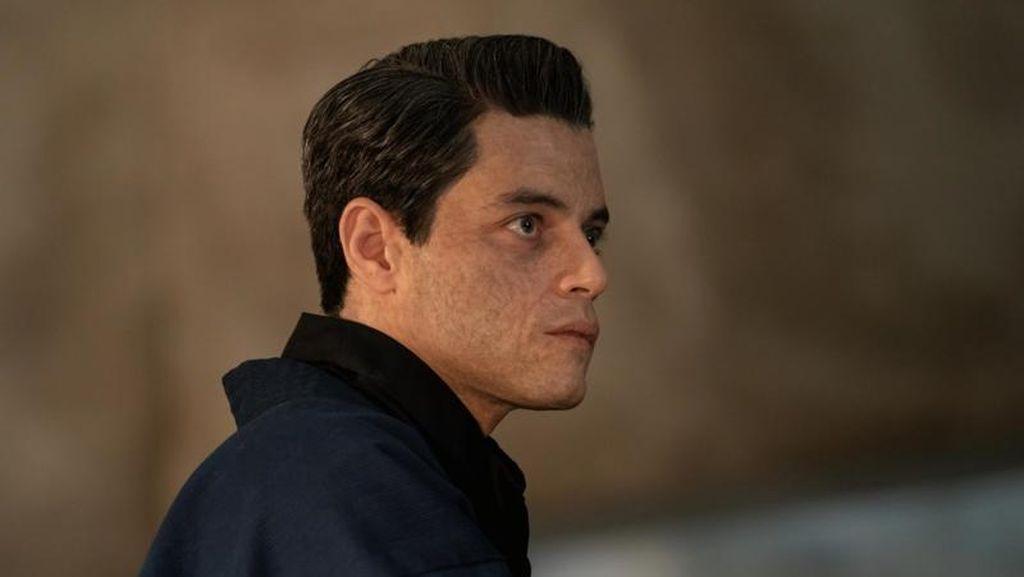 Kejamnya Rami Malek di James Bond No Time to Die
