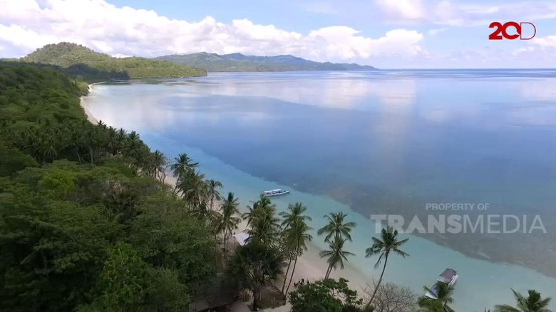Pantai Pinang Selayar Sulawesi Selatan