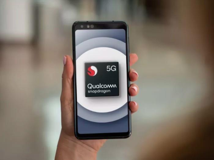 Ponsel 5G Qualcomm