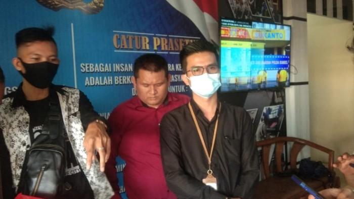 Pria di Sumsel lapor 2 oknum polisi terkait dugaan salah tangkap (Raja Adil-detikcom)