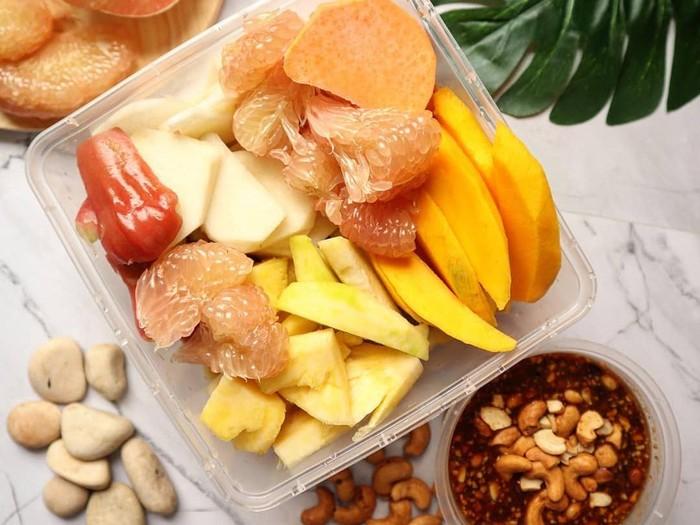 Rekomendasi beli rujak buah online