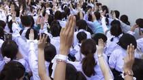 Saat Pelajar Ambil Bagian Menuntut Perubahan di Thailand