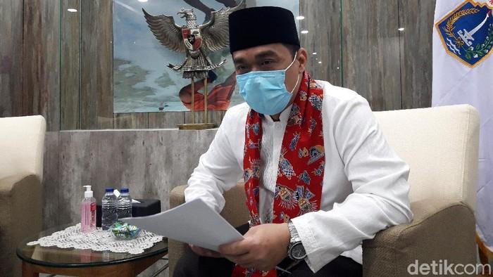 Wakil Gubernur DKI Jakarta Ahmad Riza Patria.