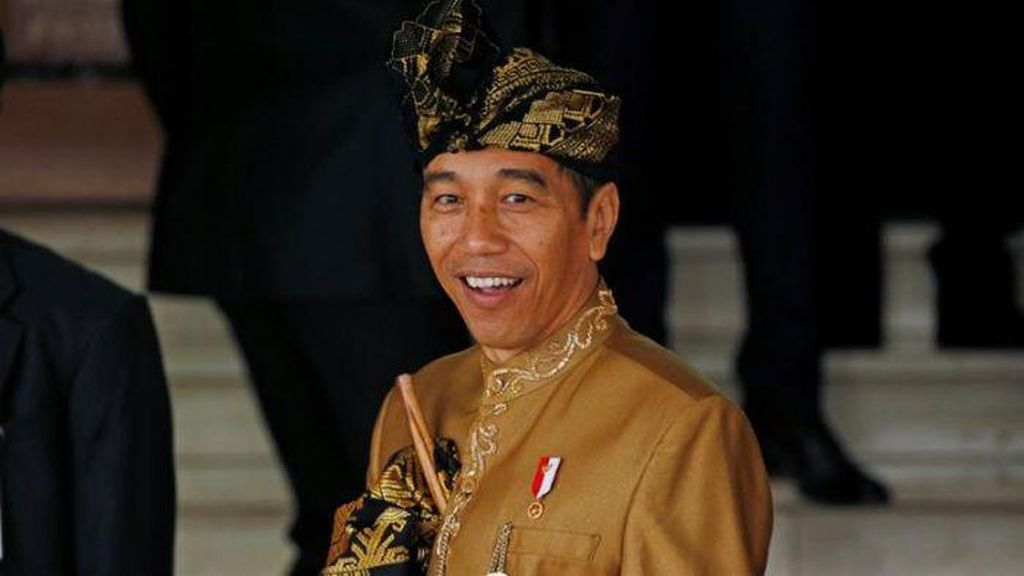Wali Kota di Istana Presiden: Peneliti Australia Sebut Jokowi Penuh Kontradiksi