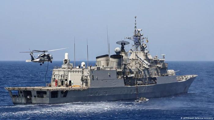 Yunani Bantah Akan Duduk Satu Meja dengan Turki Bahas Konflik di Timur Laut Tengah