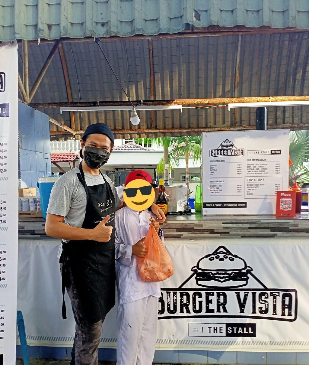 Boah menabung Rp 14 ribu demi beli burger