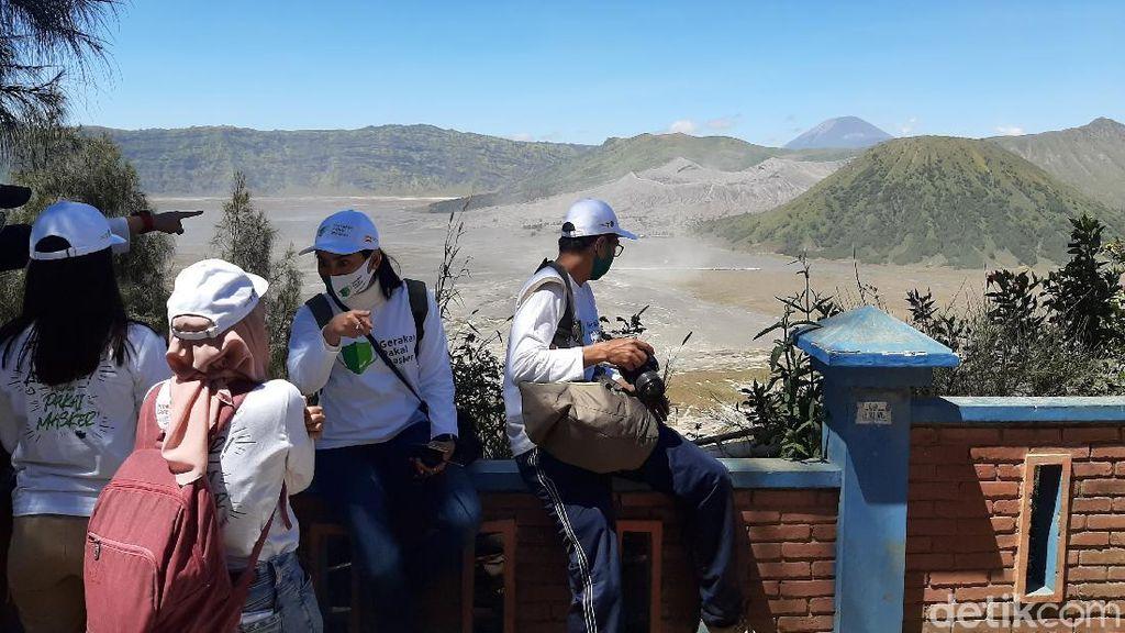 Gunung Bromo Sudah Sepekan Dibuka, Bagaimana Evaluasinya?