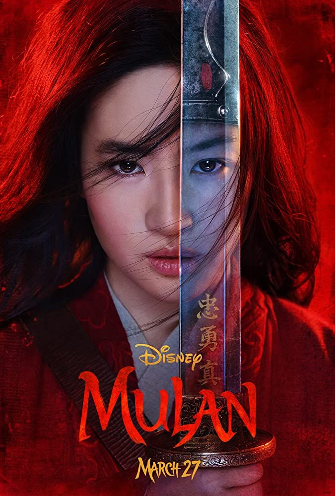 Film Mulan Live Action 2020