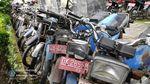 42 Unit Motor Dalam Kondisi Scrap Dilelang Rp 7,7 Jutaan, Mau?