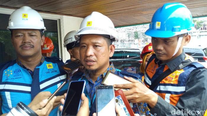Manager UP3 Ponorogo Redi Zusanto