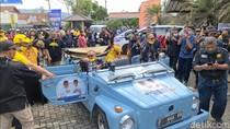 Sopiri Iyos Daftar Ke KPU Sukabumi, Marwan: Target Kami Lanjutkan Kebaikan