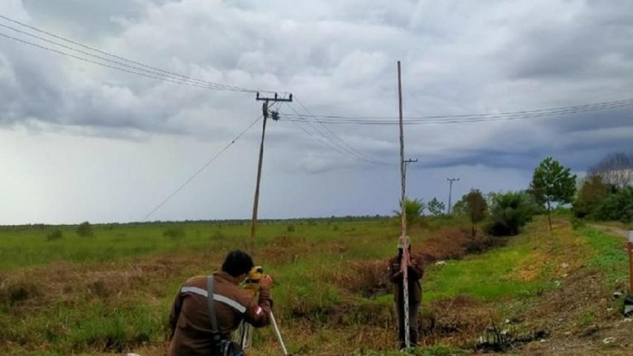 Mengintip persiapan proyek lumbung pangan di Kalteng Oktober