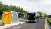 China Mulai Uji Coba Bus Tanpa Supir