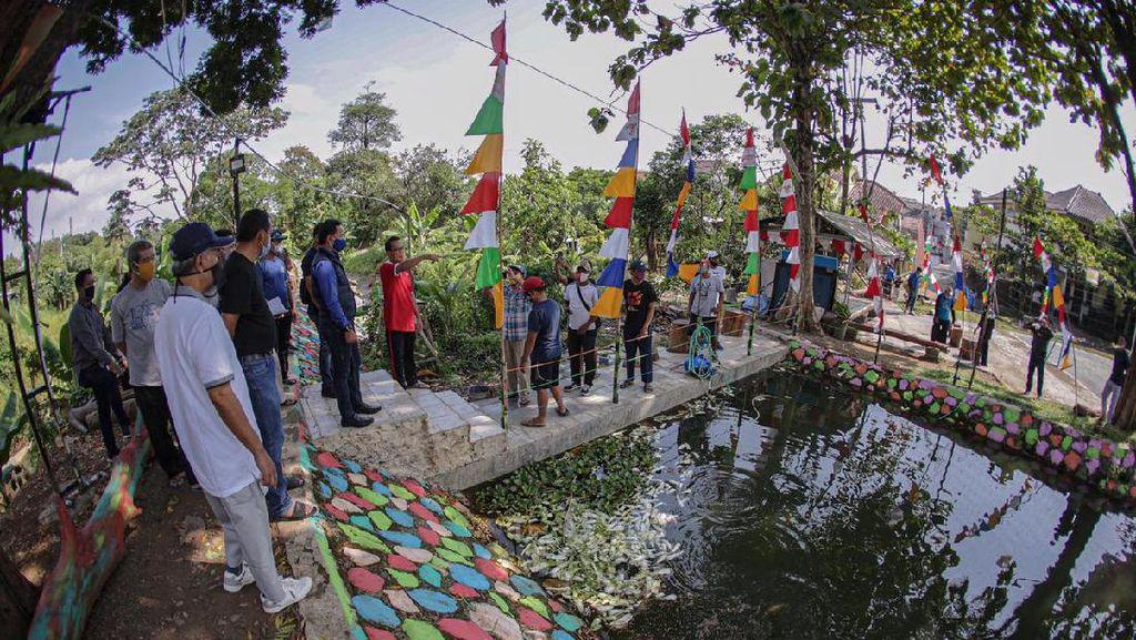 Tebing Gricil, Calon Wisata Alam Baru di Katulampa Bogor