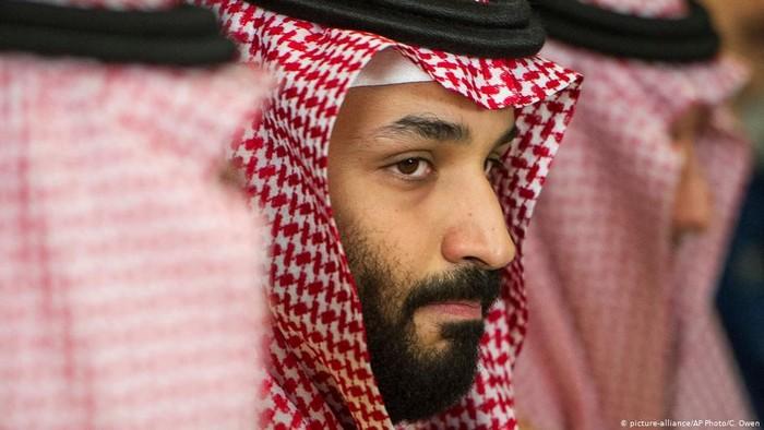 Sepak Terjang Putra Mahkota Arab Saudi Mohammed bin Salman untuk Amankan Takhta