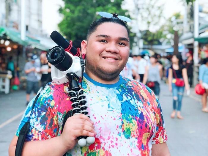 YouTuber Lloyd Cadena Meninggal
