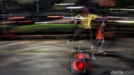 Tentang Skateboard di Trotoar: Wagub Bilang Tak Boleh, Anies Diklaim Izinkan