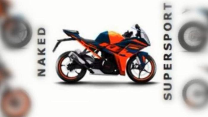 Bocoran motor baru KTM
