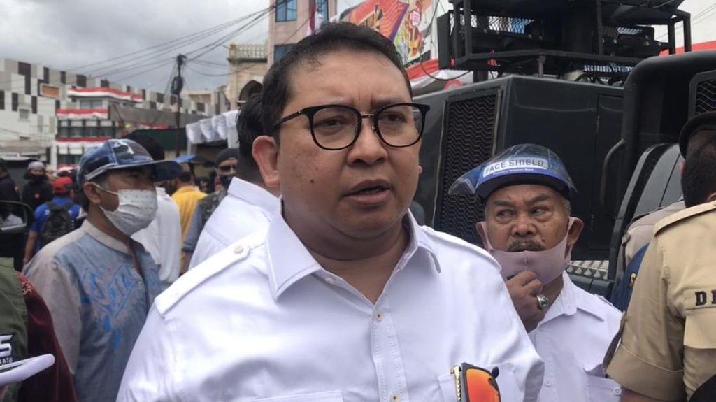 Fadli Zon Usul Pemerintah Beri Gelar Kota Perjuangan ke Bukttinggi Sumbar