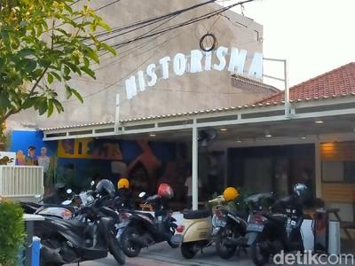 Historisma, Kedai Kopi Anak Wali Kota Risma yang Asyik Buat Nongkrong