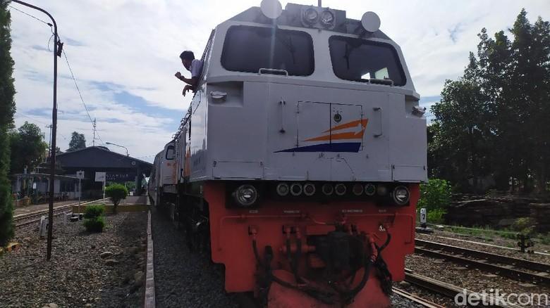 Kereta api relasi Sukabumi-Cianjur dan Cipatat akan diaktifkan kembali