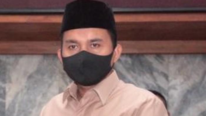 Ketua DPRD Lebak Dindin Nurohmat