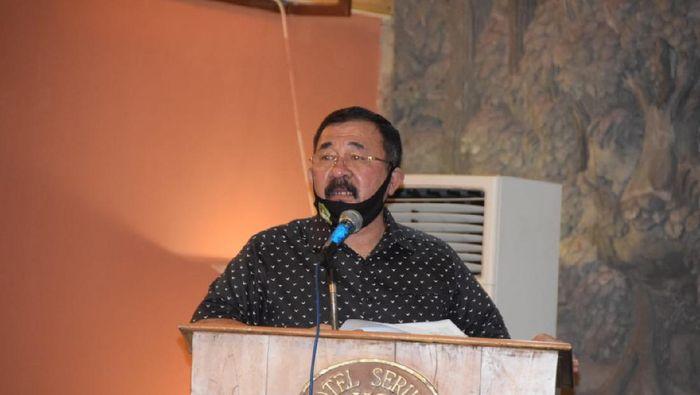 Komaruddin Simanjuntak Calon Ketum PP Pertina 2020-2024