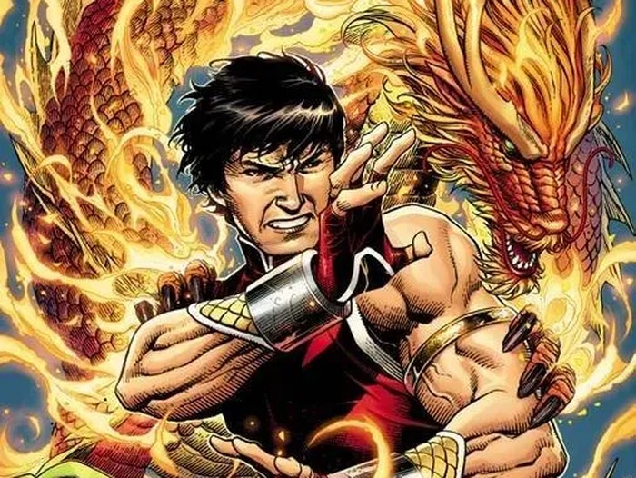 Komik Marvel Shang-Chi and Legend of the Ten Rings Terbit 30 September 2020