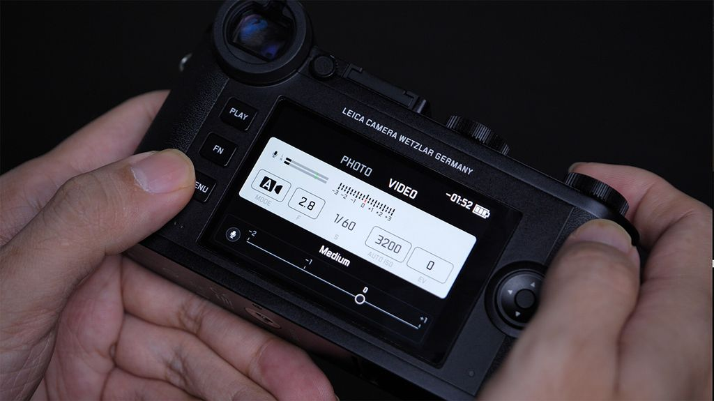 Mengulas Leica CL Dengan Firmware Terbaru 4.0