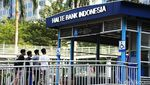 MRT Fase II Dibangun, JPO Bank Indonesia Akan Dibongkar