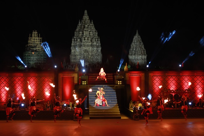 Pentas Sendratari Ramayana