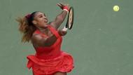 AS Terbuka 2020: Serena Menang 3 Set Maju ke 16 Besar