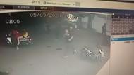Aksi Kelompok Pemuda di Sukabumi Lakukan Pengeroyokan Terekam CCTV