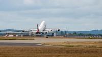 Pesawat Boeing 747 pertama dan satu-satunya yang tersisa milik British Airways akhirnya dipensiunkan juga. Pesawat 747 itu menempuh perjalanan terakhirnya dari London menuju ke Spanyol pada pertengahan Agustus lalu. (dok. British Airways)