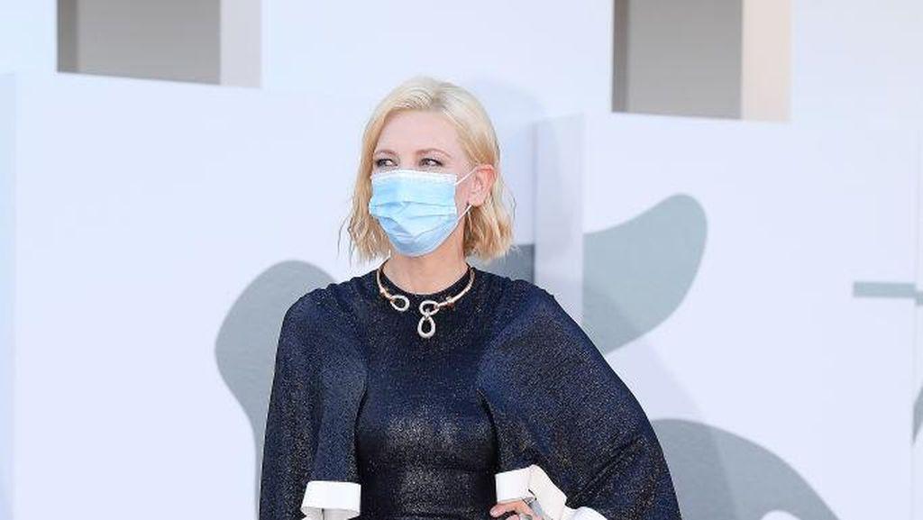 Cate Blanchett Akan Bangun Galeri Seni di Inggris