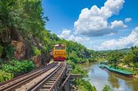 Padahal jalur kereta ini memakan banyak korban tawanan perang, sampai 3.000 orang yang meninggal. (Getty Images/iStockphoto)