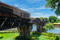 Kereta ini hanya beroperasi di akhir pekan saja. (Getty Images/iStockphoto)