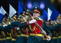 Festival Musik Militer Internasional Menara Spasskaya adalah acara musik militer tahunan dan tato militer yang diadakan di Lapangan Merah, Moskow.