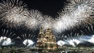 Meriahnya Festival Musik Militer Internasional di Moskow