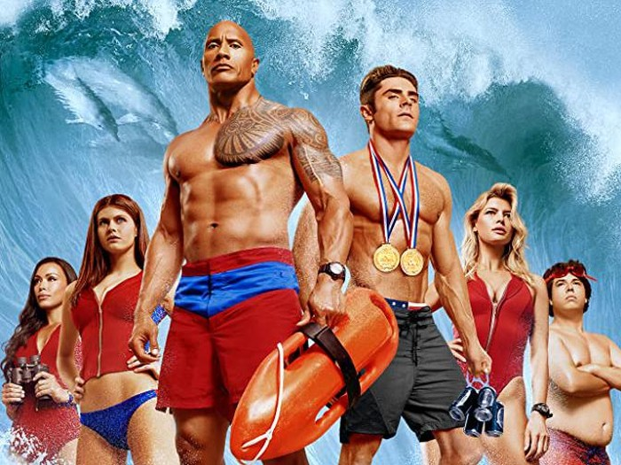 Film Baywatch (2017)