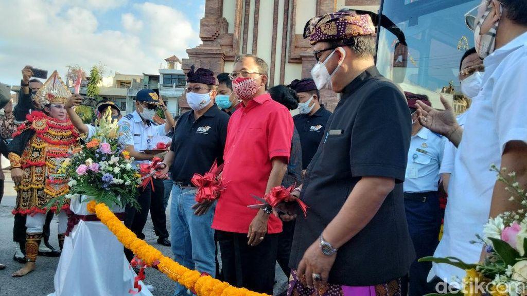 Trans Metro Dewata Diresmikan di Bali: Ada 105 Unit, Operasi di 4 Koridor